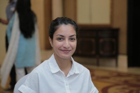 Sara Fahim
